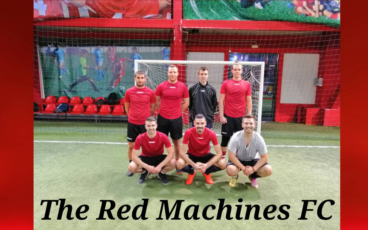 The Red Machines