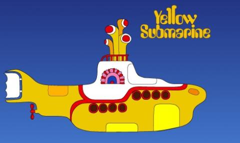 Жълтата подводница