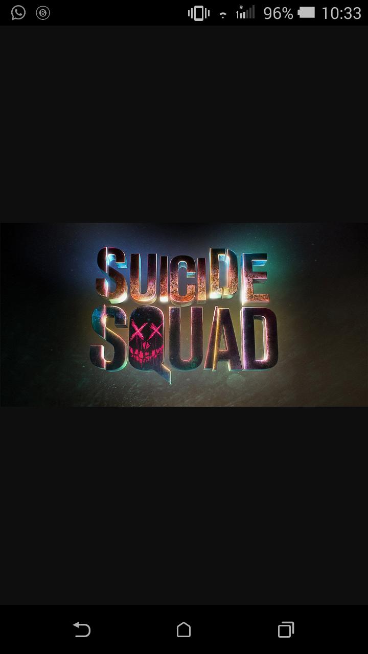 Suicide Squad - Echipă