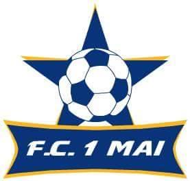 FC 1 MAI - Echipă